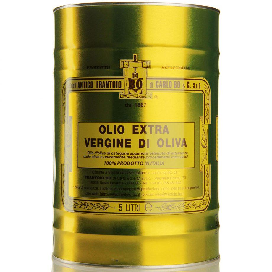latta 5 litri olio extravergine