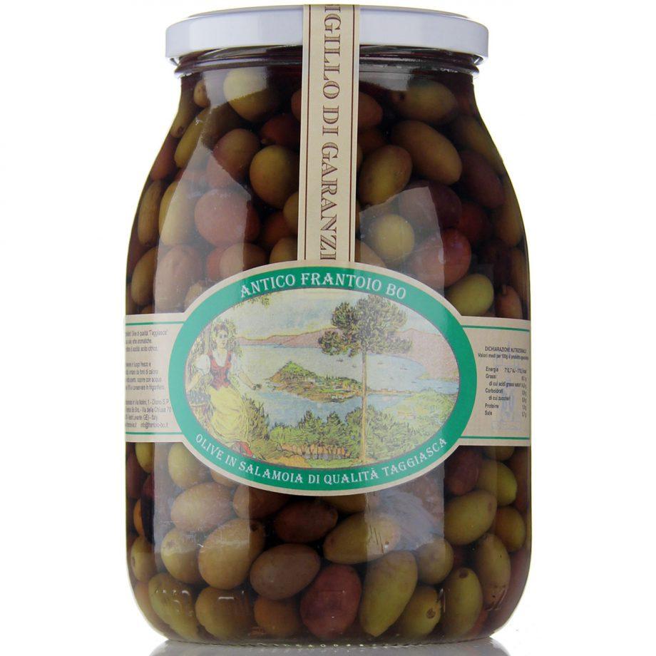 vaso olive in salamoia gr. 650
