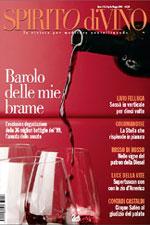 Spirito di Vino La rivista per meditare centellinando Aprile - Maggio 2006 Swan Group Spa.